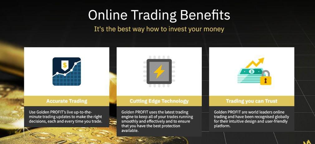 Golden Profit benefits