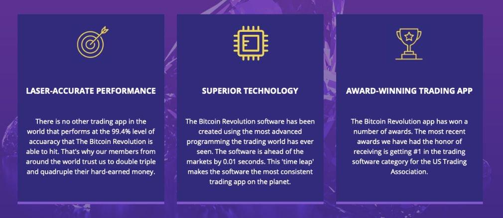 Bitcoin Revolution benefits