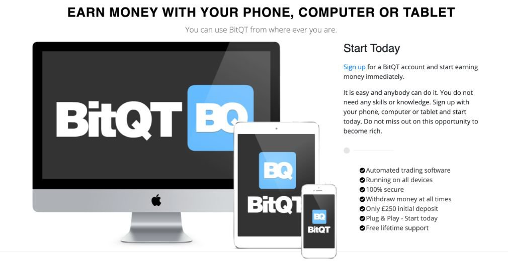 BitQT benefits