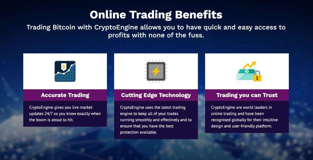 Crypto Engine advantage
