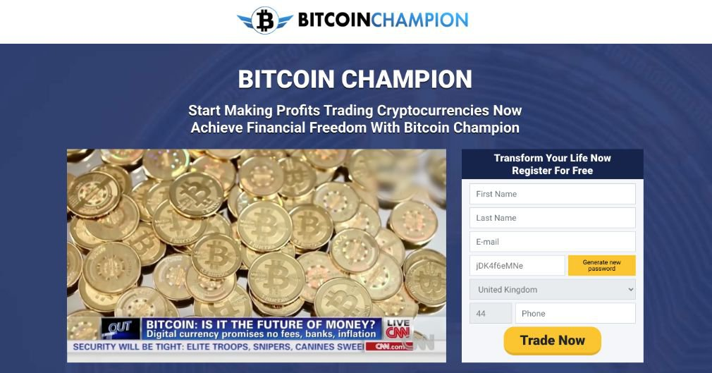 Bitcoin Champion Review