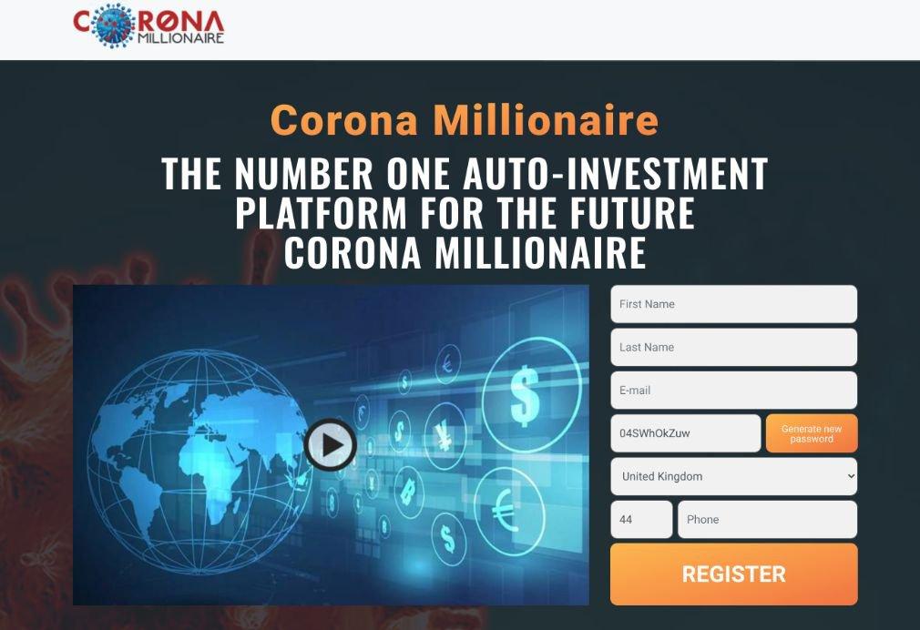 Corona Millionaire Review