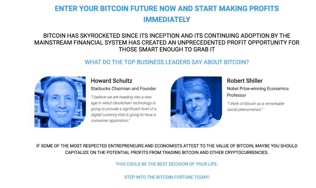 Bitcoin Fortune Experts
