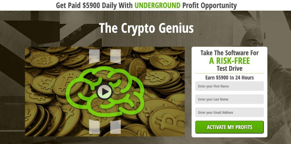 Crypto Genius Revisão