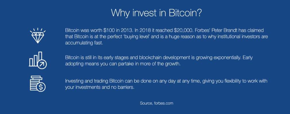 Bitcoin System avantage