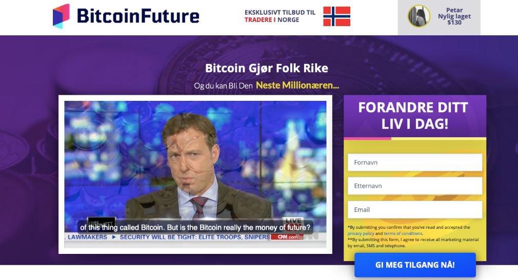 Bitcoin Future Erfaringer