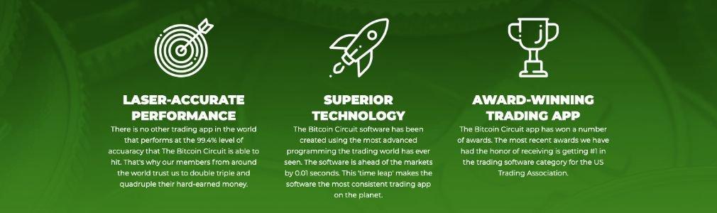Bitcoin Circuit advantage
