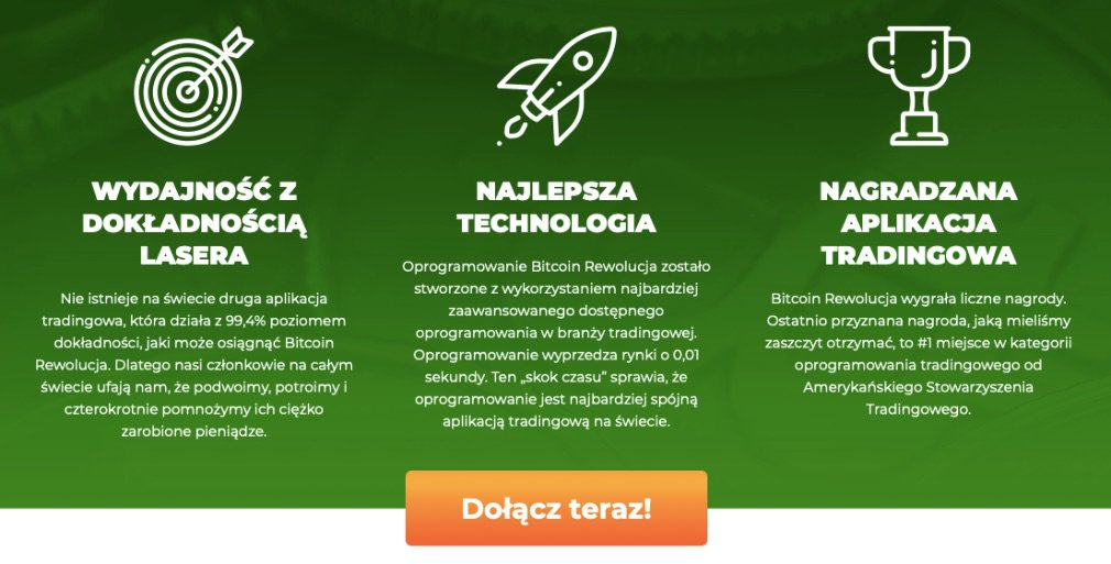 Bitcoin Circuit korzyść