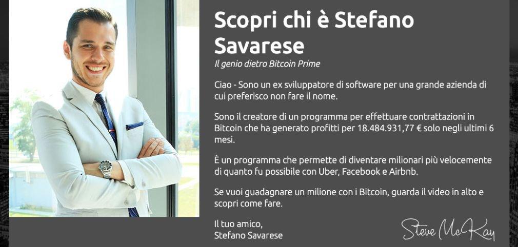 Bitcoin Prime sviluppatore