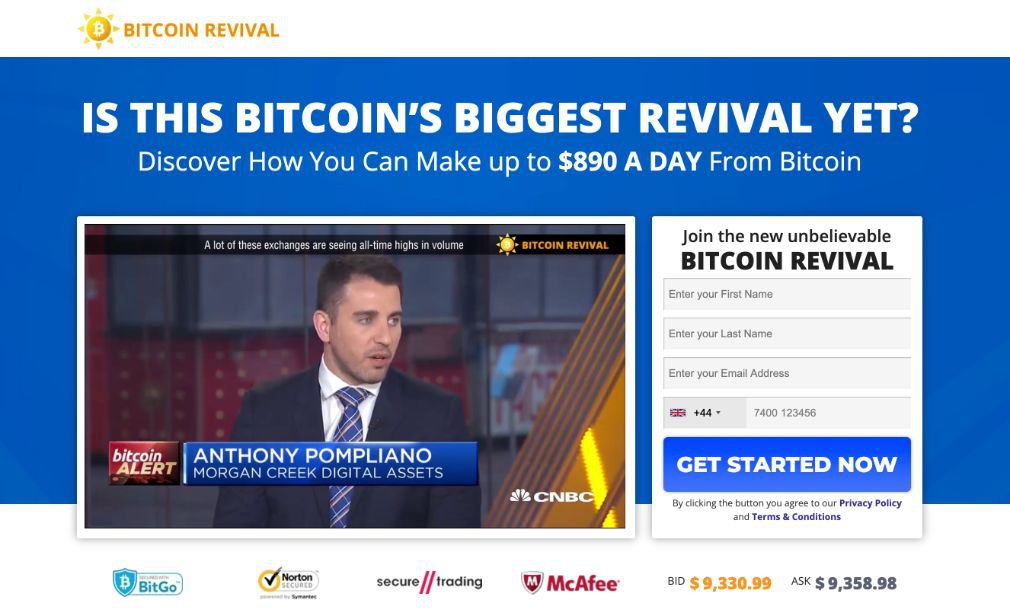 Bitcoin Revival Review