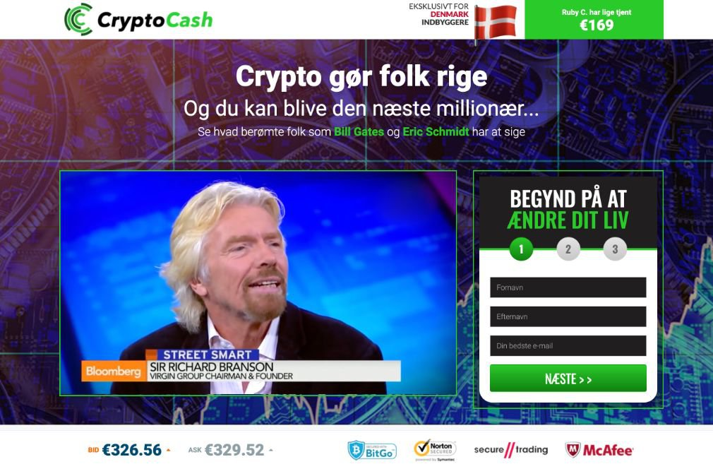 Crypto Cash Anmeldelse