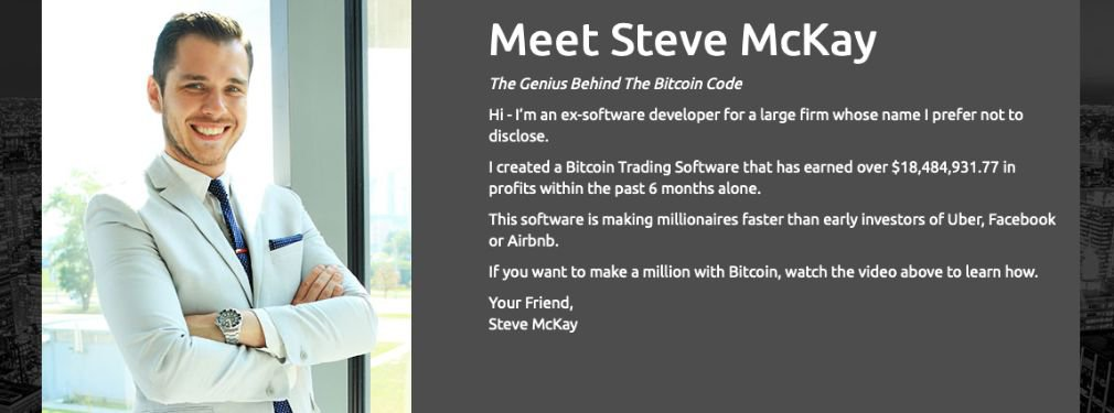 Bitcoin Code sukces