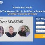 Bitcoin Fast Profit Erfahrungen
