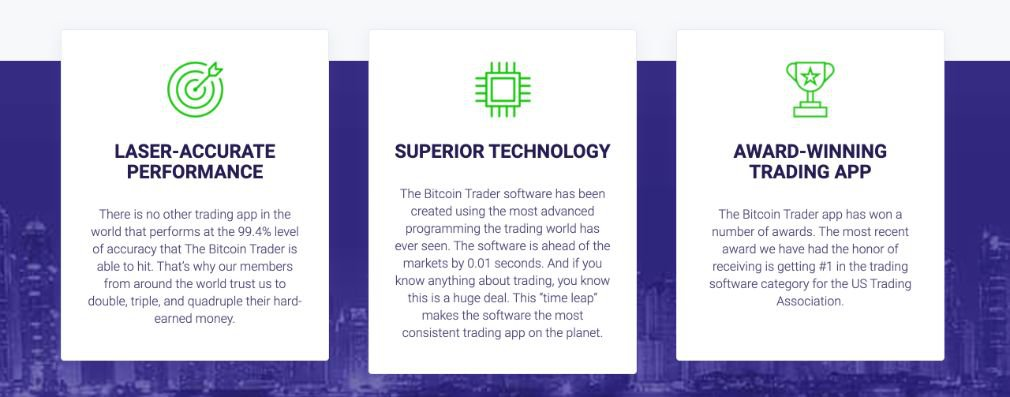 Bitcoin Formula Ventajas